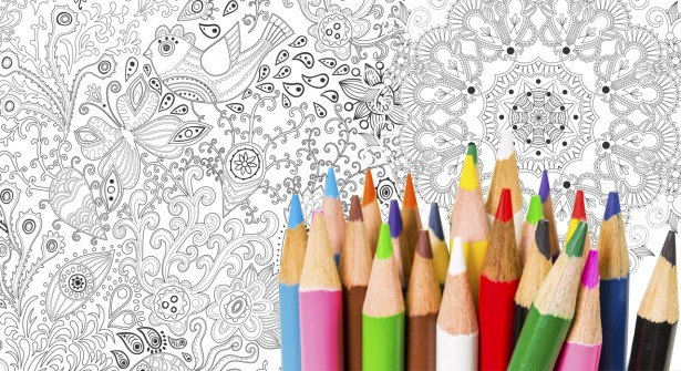 Comment Faire Un Coloriage Anti Stress.Coloriage Anti Stress Zen Et Haiku