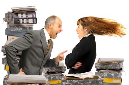 Travailler avec un patron difficile