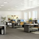 Nettoyage de bureaux professionnels : gain d'efficacité au travail ?