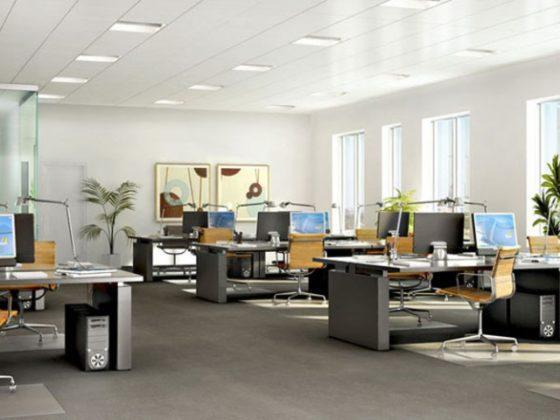 Le nettoyage de bureaux professionnels favorise le bien-être au travail