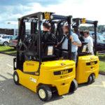 Conseils pour la formation d'un chariot élévateur en toute sécurité.