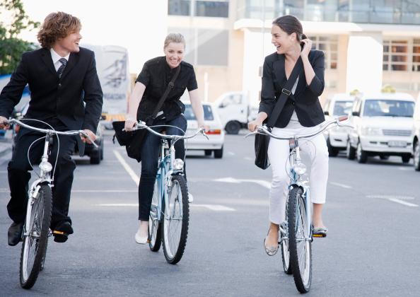 Aller au travail à vélo, tous les conseils pratiques...